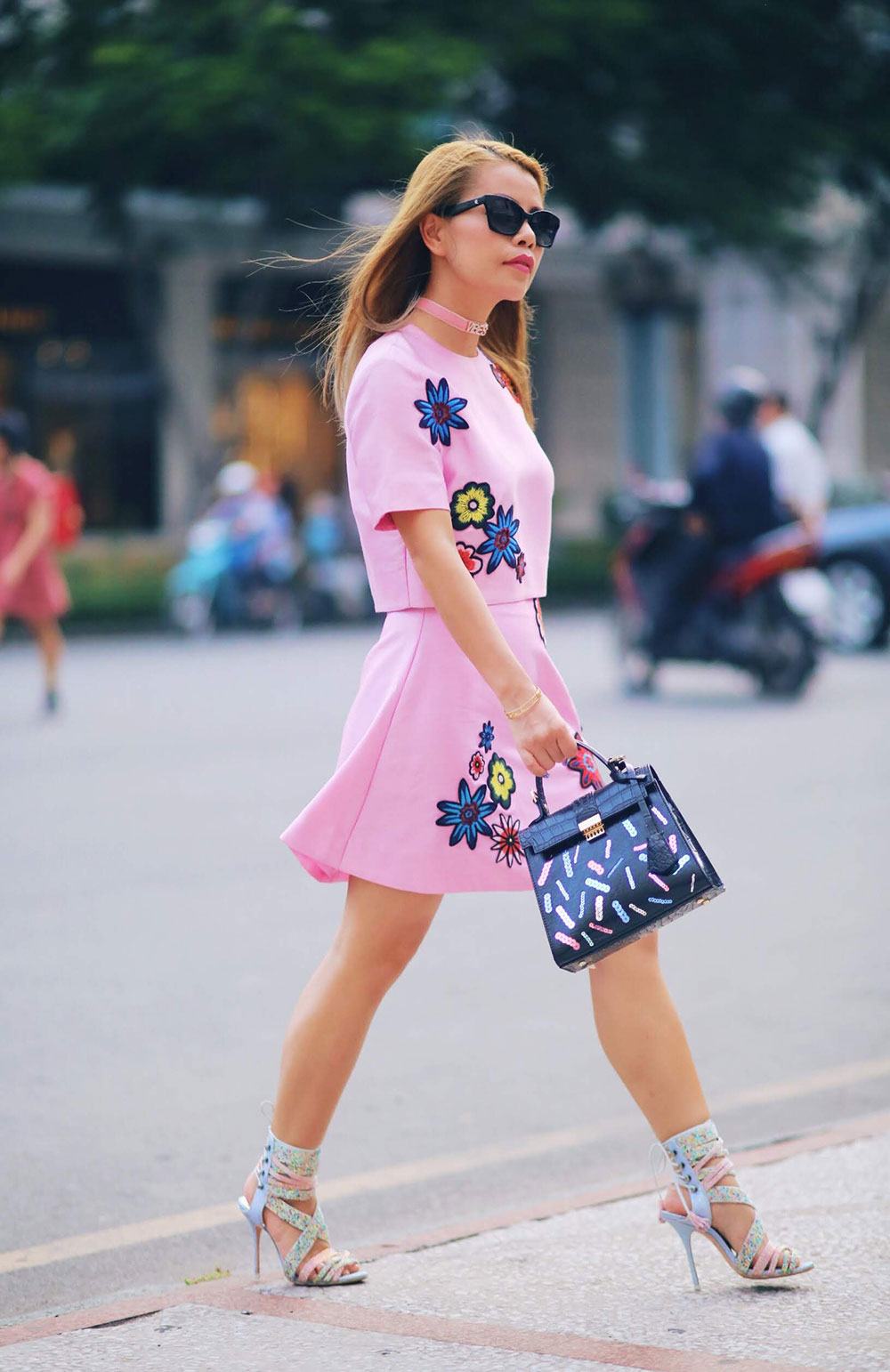 Crystal Phuong- Singapore Fashion Blog- Street style in Ho Chi Minh 6