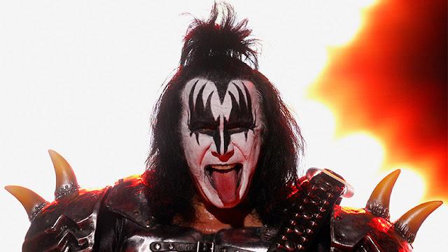 """Demandan por acoso sexual a Gene Simmons, bajista y vocalista del grupo """"Kiss"""""""