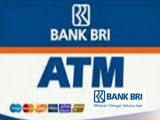 Bagaimana Cara Mengambil Uang Di ATM BANK BRI