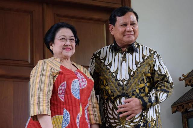 Secara Dejure, Megawati-Prabowo Presiden & Wapres 2019-2024