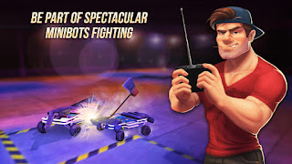 Games Robot Fighting 2 Mod Apk v1.1.9 (Hack Android Terbaik)