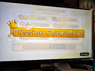 Mission Complete Pikmin 3