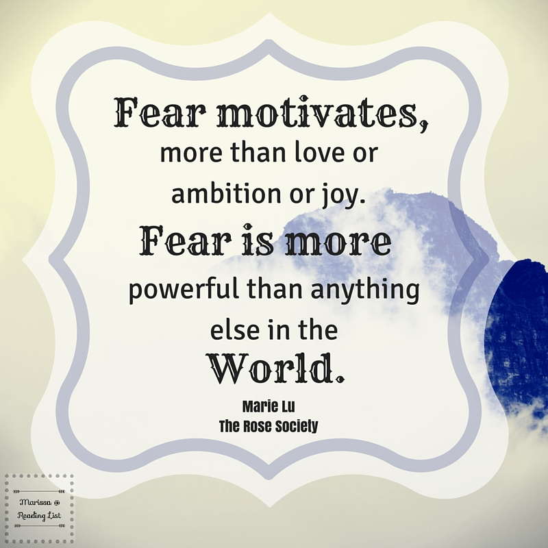 fear motivation essay Janis and feshbach (1953) rethought the fear theory that janis had helped develop a year earlier, noting that the stronger fear that a persuasive message invokes, the greater the resistance to persuasion successful fear using fear successfully must be a careful and subtle method, based on an understanding of your audience.
