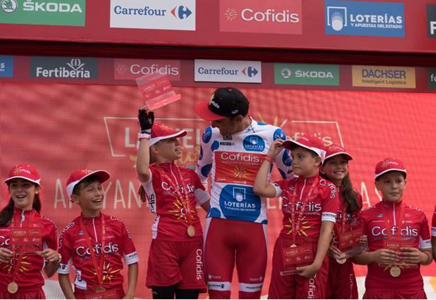 La Vuelta junior no se celebrará en 2020