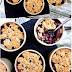 Maple Blueberry Apple Crumble Recipe