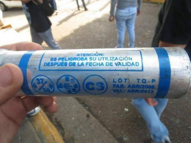 17 personas mueren en Caracas tras estampida provocada por una bomba lacrimógena