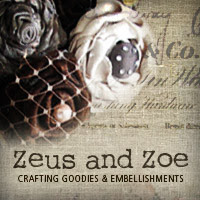 Zeus and Zoe Etsy Shop
