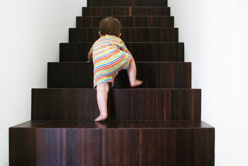 Çocuğunuz merdiven çıkarken zorlanıyorsa, akut apandisite dikkat!