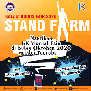 Nantikan KK Fair 2020 di Bulan Oktober