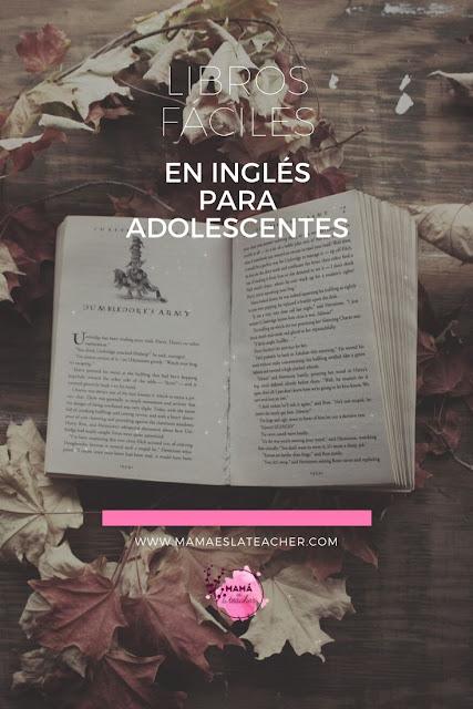 libros en inglés: Harry Potter y Percy Jackson