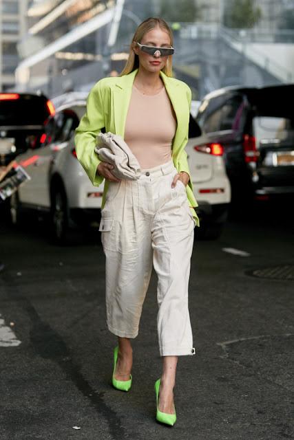 Стильный образ модные брюки 6-2