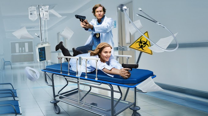 Medical Police | Web Series | Official Trailer | Erinn Hayes, Rob Huebel, Tom Wright