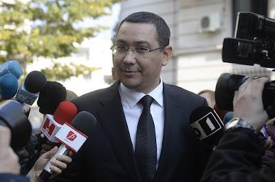 Románia, Európai Unió, V4, visegrádi négyek, Victor Ponta