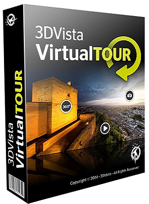 3DVista Virtual Tour Suite 1.3.51 poster box cover