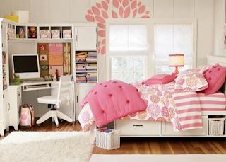 Gambar dekorasi kamar remaja
