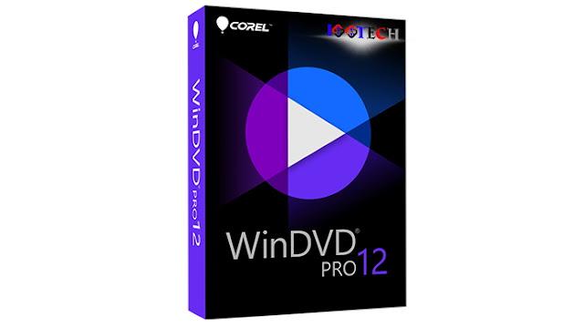 تحميل برنامج Corel WinDVD Pro 12 كامل مع التفعيل