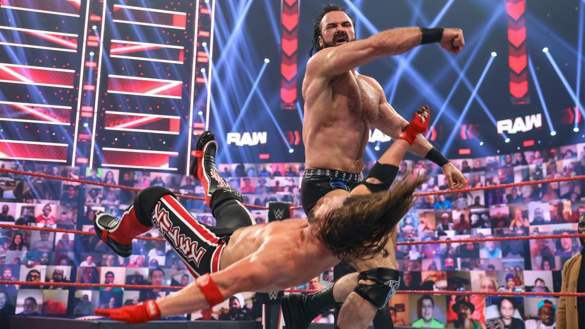 WWE RAW tem queda preocupante em sua audiência