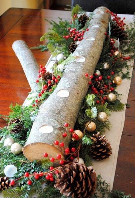 jouluhäät pöytäkoriste