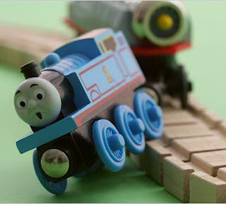 Thomas the Tank Engine, Train Wreck