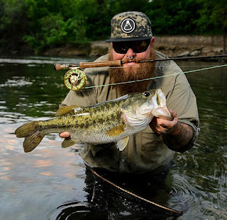 Chris Fowler, Fish Spotlight, Largemouth Bass, Northern Strain Largemouth Bass, Florida Strain Largemouth Bass, Largemouth Bass in Texas, Bass on the Fly, Fly Fishing for Bass, Texas Bass Fishing, Texas Fly Fishing, Fly Fishing Texas, Texas Freshwater Fly Fishing