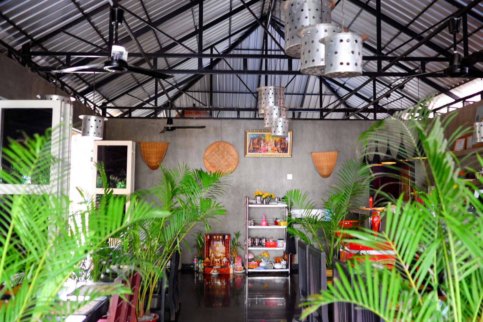 Chong Phov Khmer Restaurant, Siem Reap, Cambodia