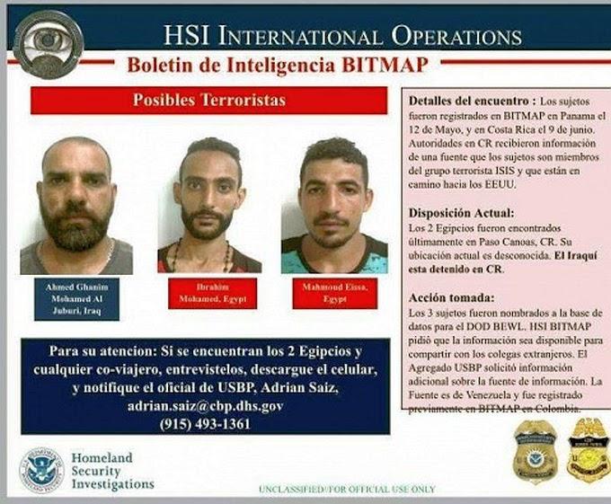En México reportan supuesta detención de terrorista de ISIS en Costa Rica