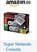 Super Nintendo consola Classic