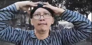 Berulah Lagi! Lagu Keong Racun Versi Abu Janda Menghina HRS 'Ngaku Turunan Nabi Berotak Bejad'
