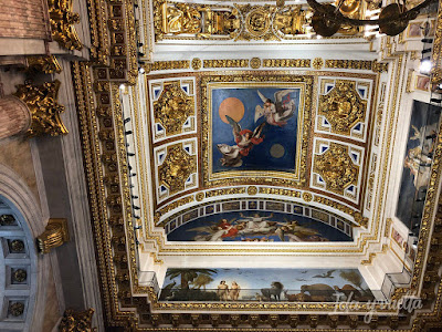 Catedral San Isaac San Petersburgo bóvedas