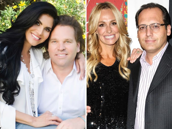 Joyce Giraud Reveals She And Husband Michael Ohoven Were Friends With Taylor Armstrong's Late Ex-Husband Russell Armstrong Prior To Joining RHOBH!