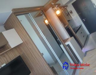 terbaru interior apartemen type studio casadeparco