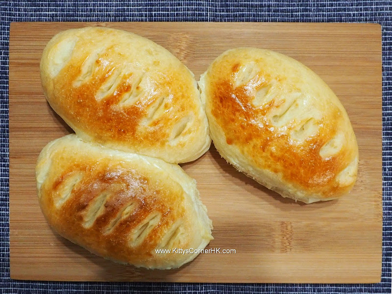 Apple Bun 蘋果包 自家烘焙 食譜 home baking recipes