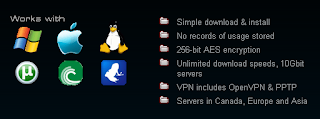 Support perangkat BTGuard VPN