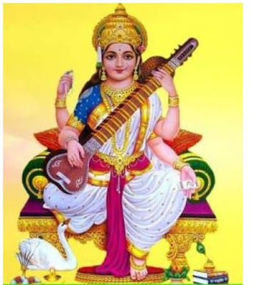Saraswati Mantra for Students