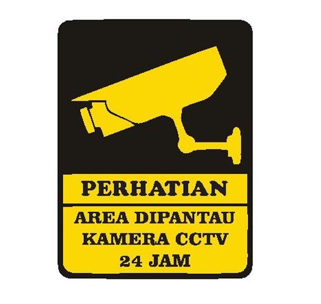 Hati-hati Ada CCTV! 😎