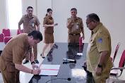 Cegah KKN, Dinas Pariwisata Sulut Tandatangani Pakta Integritas