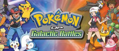 Pokemon Season 12 DP Galactic Battles Images In Hindi In HD