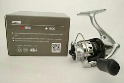 reel ultralight ryobi micro power 500