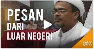 Beri Bantuan Hukum untuk Habib Rizieq, Begini Tawaran Pengacara Internasional