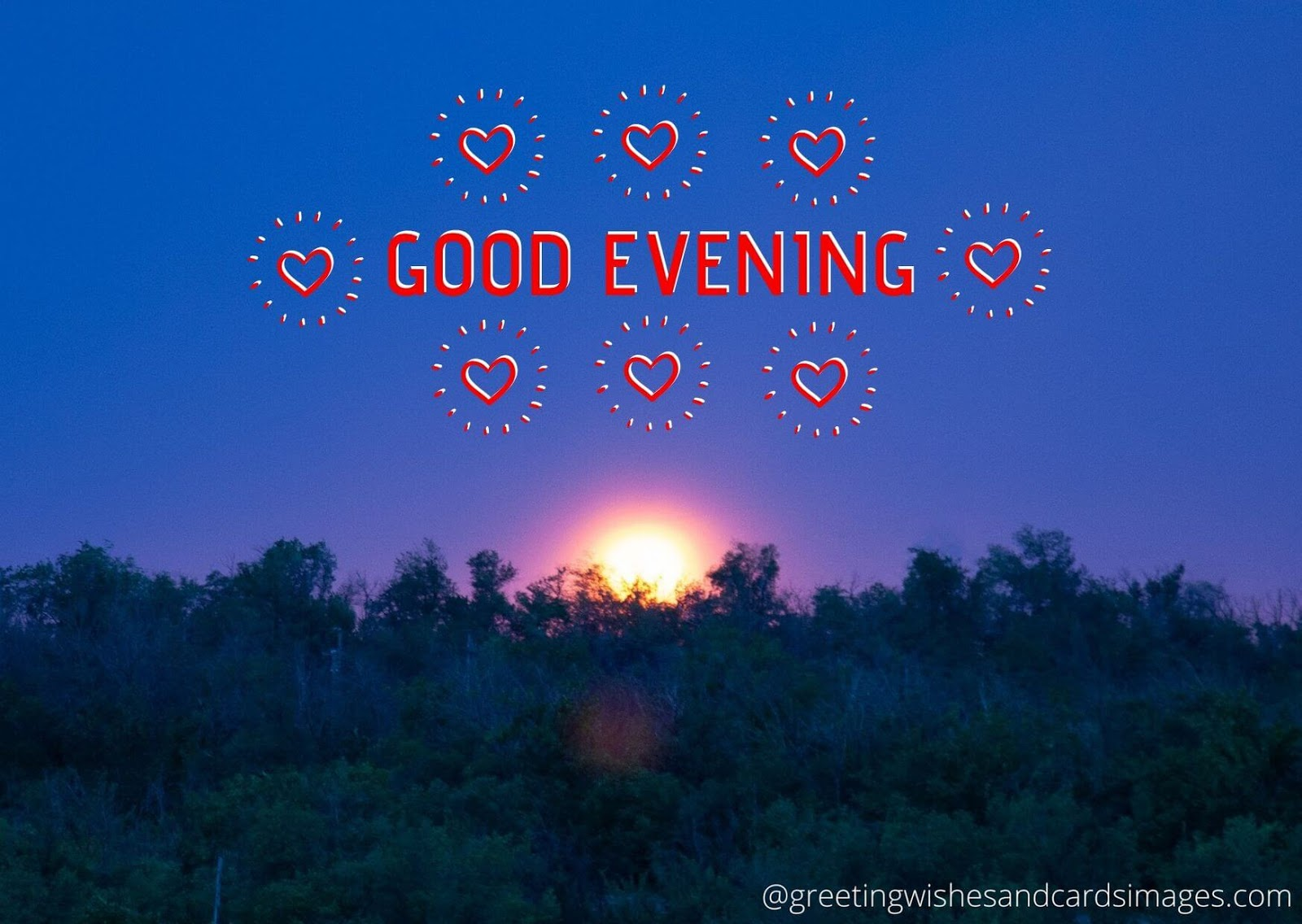 Good Evening 2020 Images