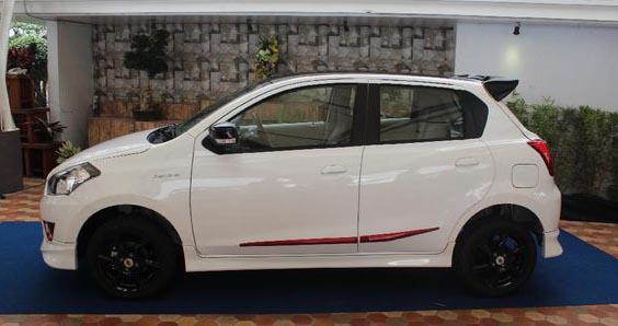 Mobil Datsun Go Special Version