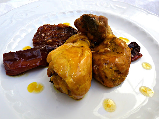 asado-pollo-muslos