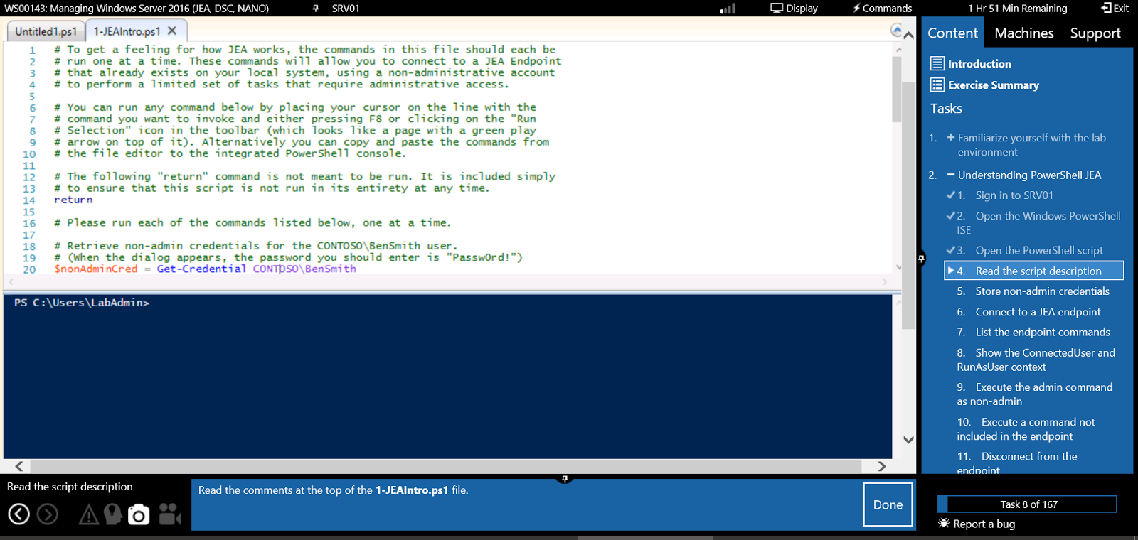 Windows, The Good Parts?: Powershell BAND BOR examples, date