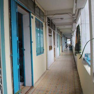 hành lang chung cư trần quốc thảo quận 3