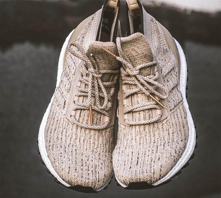 """31cea885285 Check out the detailed images below and look for this """"Khaki"""" adidas Ultra  Boost ATR Mid to release as early as Fall 2017 at select adidas Originals  ..."""