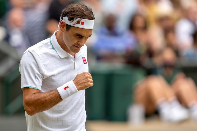 Roger Federer vence mais uma e está na segunda semana em Wimbledon
