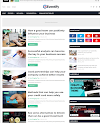 Eventify Blogger Template Free Blogger Template Download Without Copyright footer Credit
