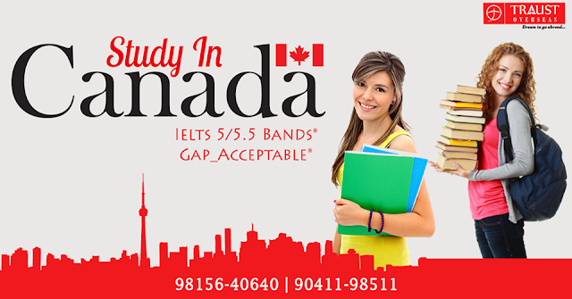 Overseas Education Abroad Mohali