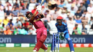 West Indies vs Afghanistan 42nd Match World Cup 2019 Highlights