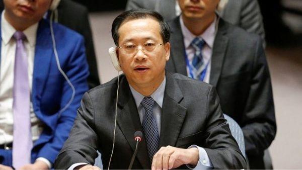 China prioriza situación humanitaria en Siria ante la ONU